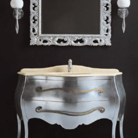 Narciso from Eurolegno – Luxury Bathroom Vanity
