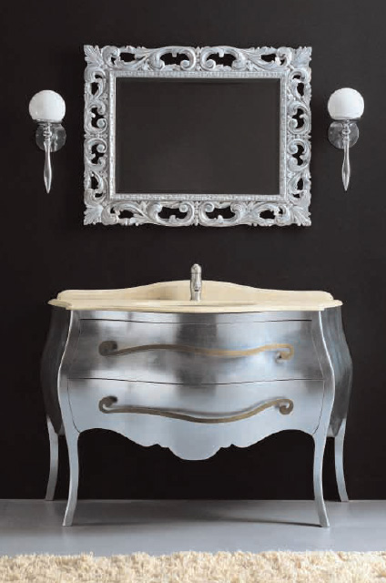 narciso from eurolegno luxury bathroom vanity - Luxurious Bathroom Vanity