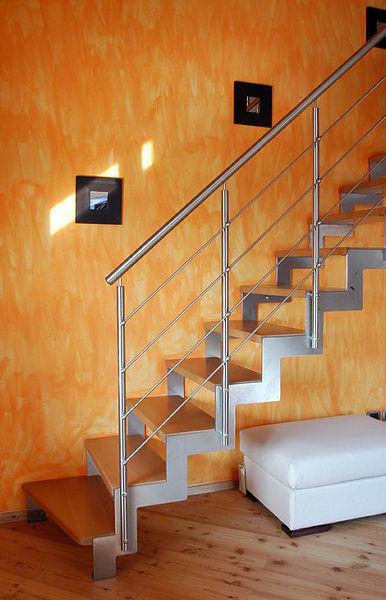 europa stairways storey stairs Modern Staircase from Europa Stairways   the Storey stairs model