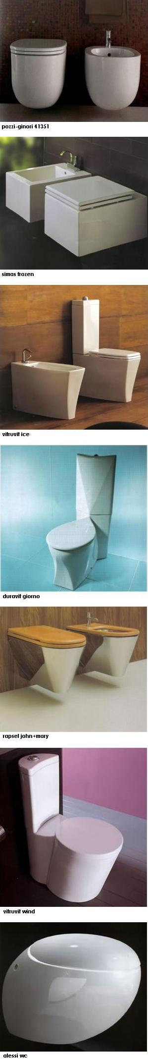 european toilet design models European Toilet Design   the latest trends