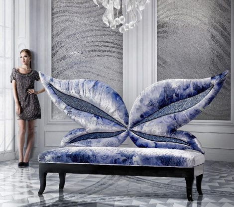 Merveilleux Exotic Furniture Sicis Next Art Madame Butterfly 1 Exotic Furniture Sicis  Next Art