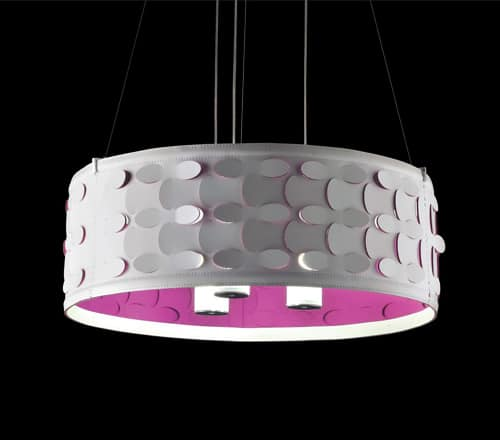 exotic lamp shades chic velvet costa 2 Exotic Lamp Shades   Chic Velvet Lamps by &COSTA