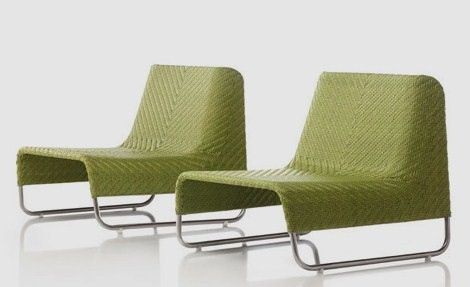 expormim modern patio chairs 4 Modern Patio Chairs and Lounge Chairs   Air chair from Expormim