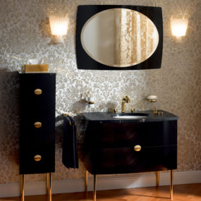 Exquisite Bathroom Vanities by Keuco – Edition Palais De Luxe