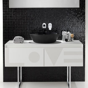 Black and White Bathrooms – bathroom sets and design ideas by Ex.t