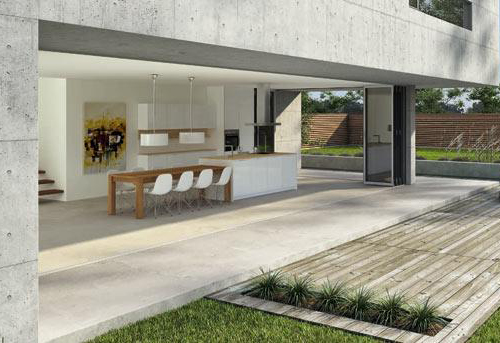 exterior folding glass doors solarlux 2