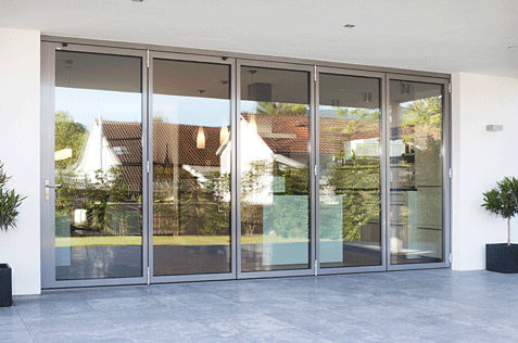 Exterior folding glass doors by solarlux exterior folding glass doors solarlux 3g planetlyrics Image collections