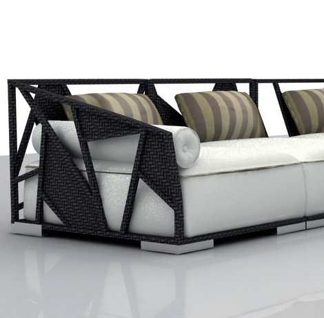 extravagant furniture outdoor atmosphera sofa 1 Extravagant Furniture for Outdoor by Atmosphera