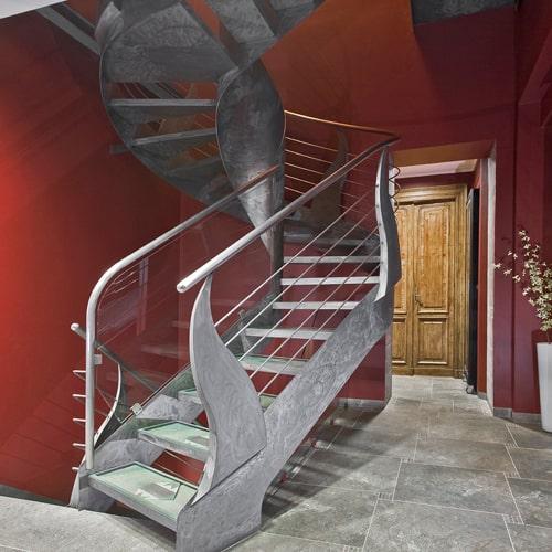 extravagant staircases bonansea scale 1