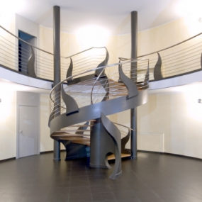 Extravagant Staircases by Bonansea Scale