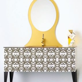 Wallpaper Vanity Designs by Fratelli Branchetti