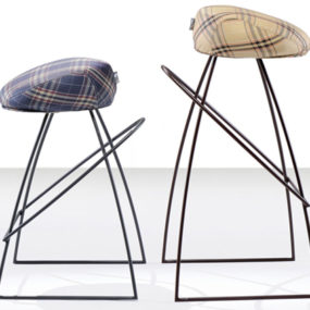 Cool Bar Stools by Fabio Vinella