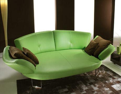 Fiore sofa by Fabrizio Divani