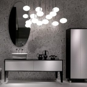 Designer Bathroom Furniture from Falper – Coco collection