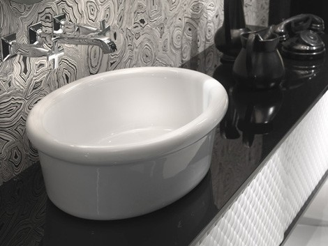 falper bathroom collection coco 2 Designer Bathroom Furniture from Falper   Coco collection
