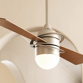 2-blade Ceiling Fan Involution from Fanimation – contemporary design