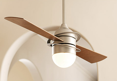 Contemporary ceiling fans from the modern fan 3 new designs lighting aloadofball Image collections