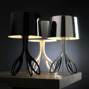 Modern Elegant Table Lamp by Faro – Carla