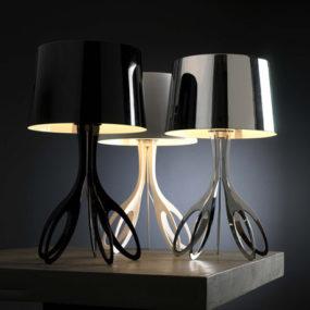 Modern Elegant Table Lamp by Faro – Carla