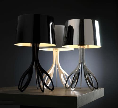 faro lamp carla 1 Modern Elegant Table Lamp by Faro   Carla