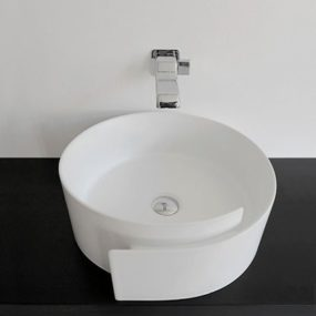 Fashionable Bathroom Sink by Flaminia – Roll