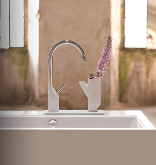 Fun and Functional Faucet by Newform - new Natura