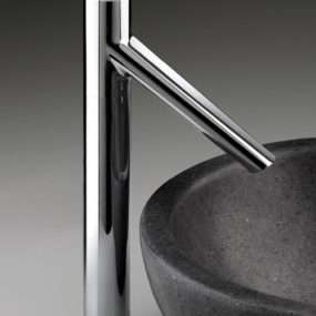 Modern Vessel Sink Faucets by Cristina – new Rubinetto