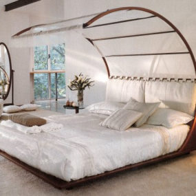 Mantra bed from FEG – the Feng Shui bed