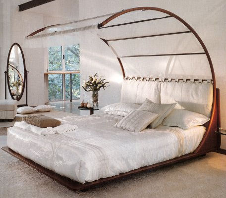 feg mantra bed from mauro bertame