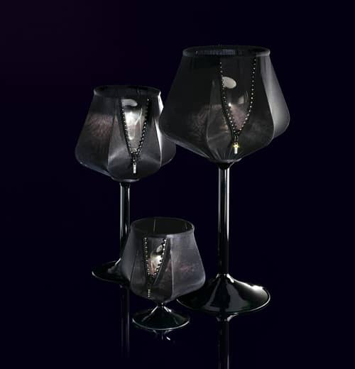 feminine table lamps italamp voici 7 Feminine Table Lamps by Italamp – chic and striking