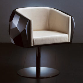 Fendi Casa Crystal Chair – a Modern Gem