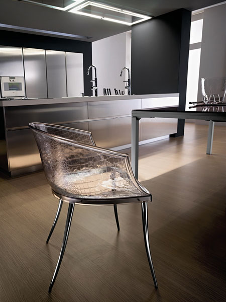Fiam Chair Dandy 1 Clear Glass Chairs By Fiam Are Dandy
