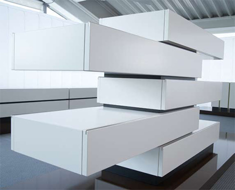 finite elemente modular furniture system modules