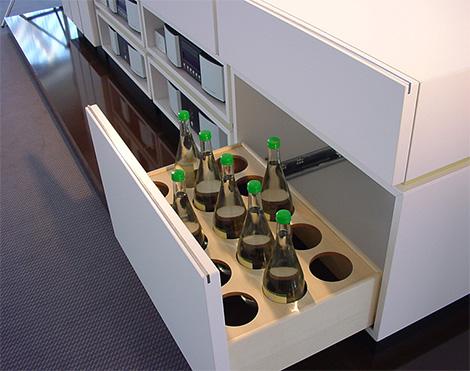finite elemente modular system storage Modular furniture system from Finite Elemente   minimalist, logical furniture