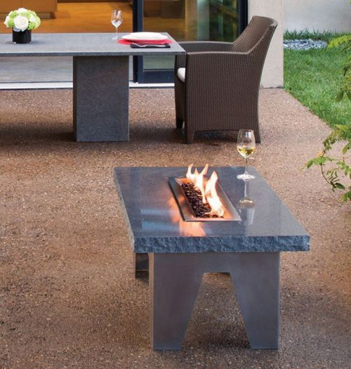 fire table vesta stone forest 1 Granite Fire Table by Stone Forest
