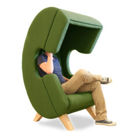 FirstCall Chair Shaped Like Phone: It's For You