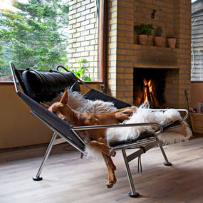 Fabulous Lounge Chair – eclectic chairs by PP Mobler