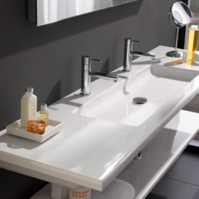 Flat Bathroom Sinks Laufen – Living Square