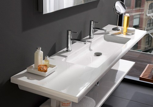 Gentil Flat Bathroom Sinks Laufen U2013 Living Square