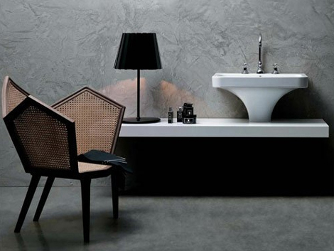 Flawless Classic Bathroom Complete Ensemble Tulip Azzura 1 Flawless Classic  Bathroom Complete Bathroom Ensemble Tulip By