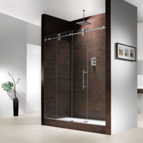 Shower Door Hardware for Fleurco Shower Doors – the new Kinetik hardware systems
