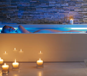 Floatation Bath by Duravit – new Nahho musical bathtub