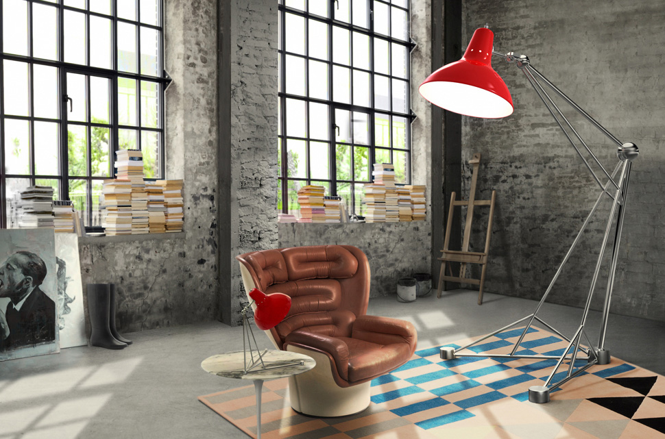 Oversized floor lamp diana by delightfull the next iconic design aloadofball Choice Image