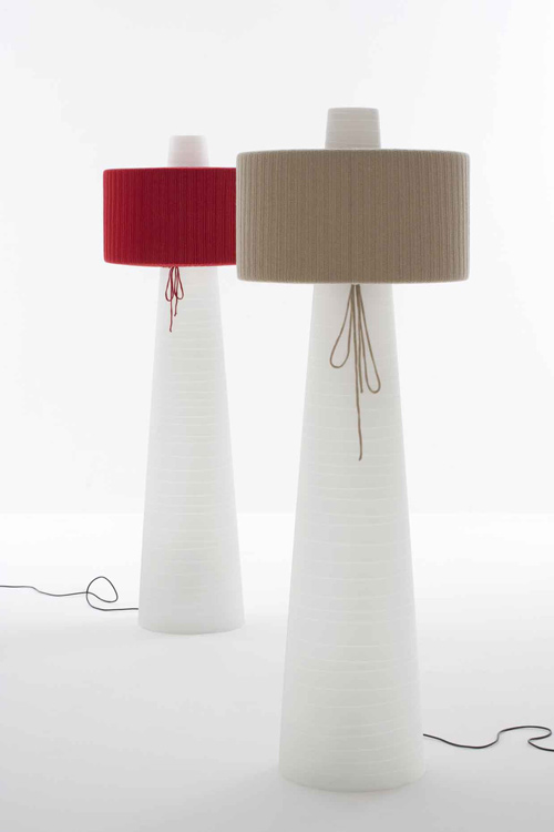 Cool Floor Lamps By Lucente U2013 UP