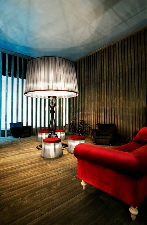 floor lighting italamp victor victoria floor lamp 3 Contemporary Floor Lighting for socializing by Italamp