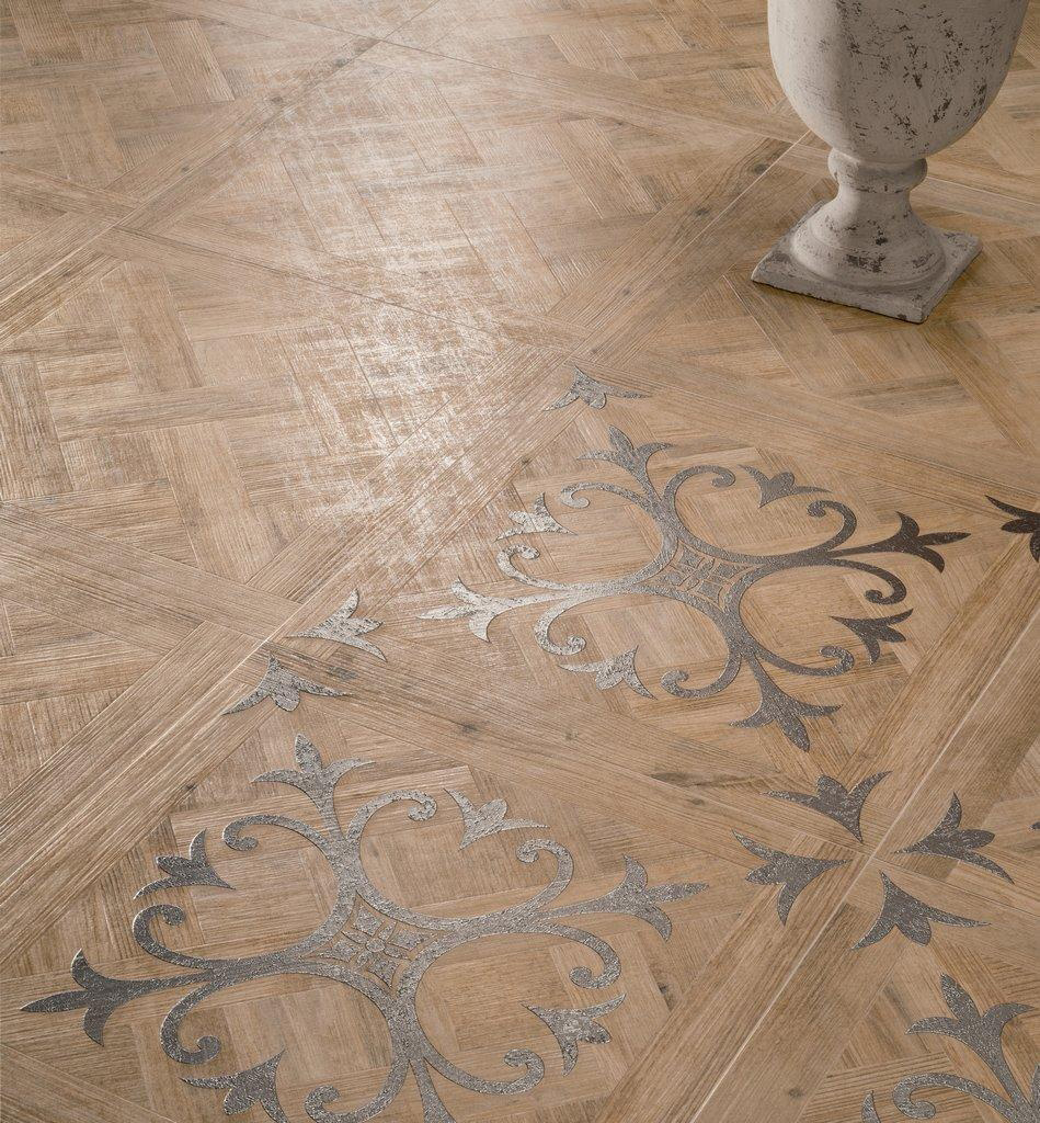 View In Gallery Floor Wood Look Tiles Detail Ariana 5