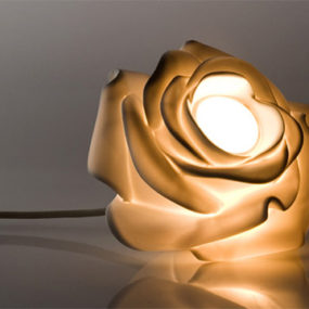 Flower Lighting Fixtures by LASVIT – exquisite Roza lighting collection