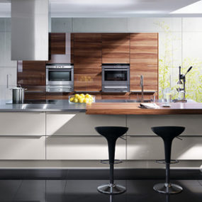 Eco-friendly Kitchen Design by FM Kitchens Society – Cala Austirian kitchen