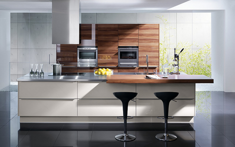 Ecofriendly Kitchen Design by FM Kitchens Society Cala
