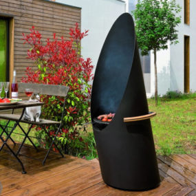 Design Barbecues – new artistic barbecue designs by Focus